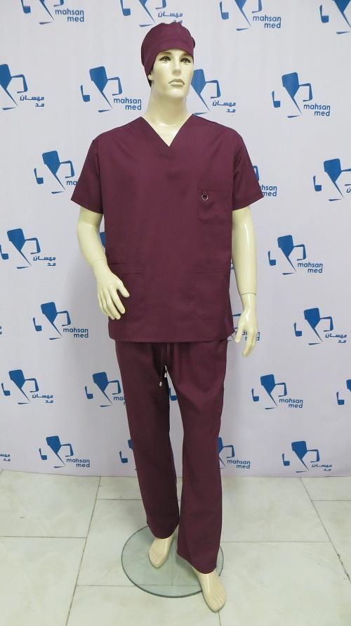 اسکراب دندان پزشکی مردانه و اسکراب دام پزشکی مردانه