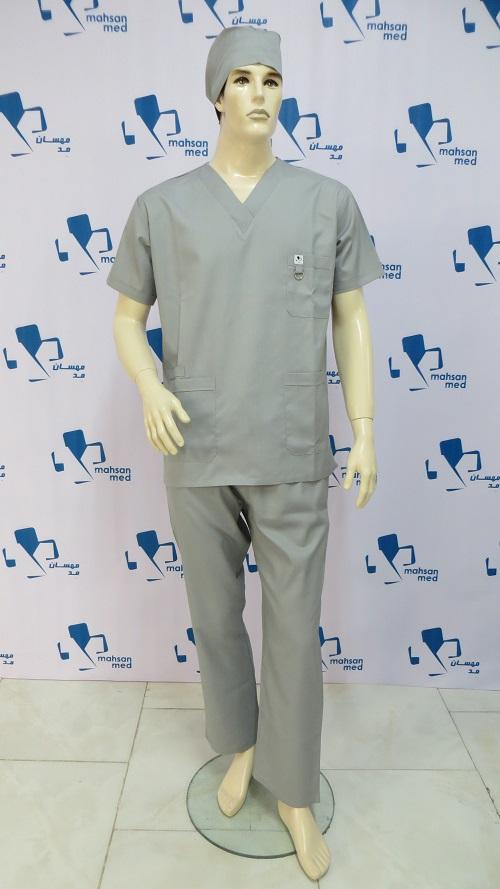 اسکراب دندان پزشکی و اسکراب جراحی مردانه