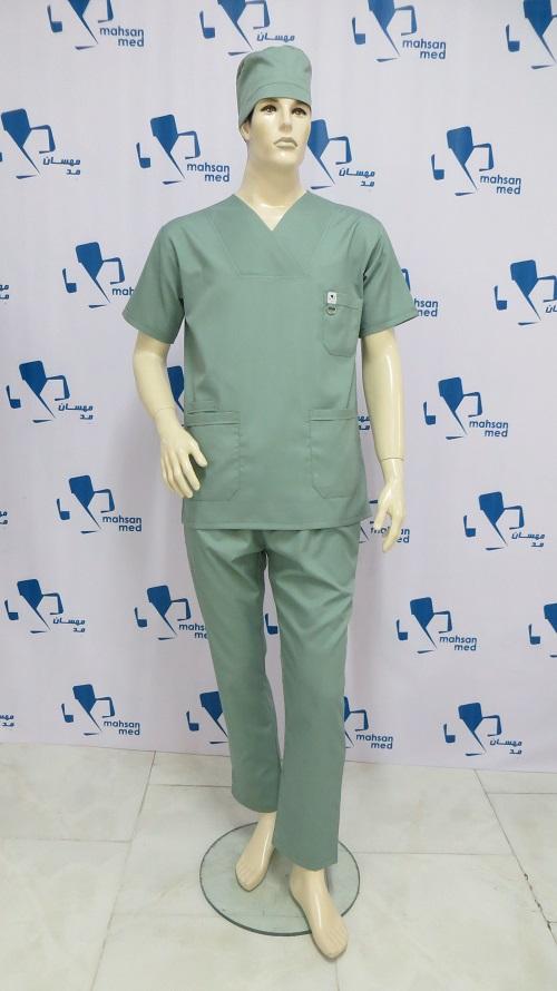 252-500اسکراب جراحی
