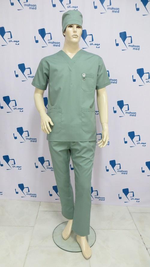 253-500اسکراب جراحی