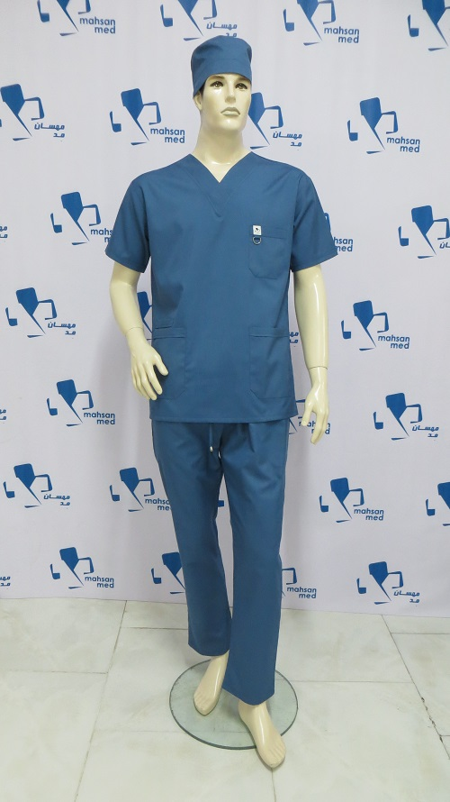 256-500hsاسکراب جراحی