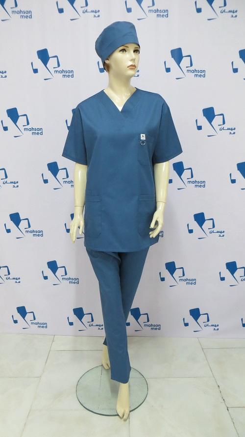 258-500اسکراب جراحی زنانه